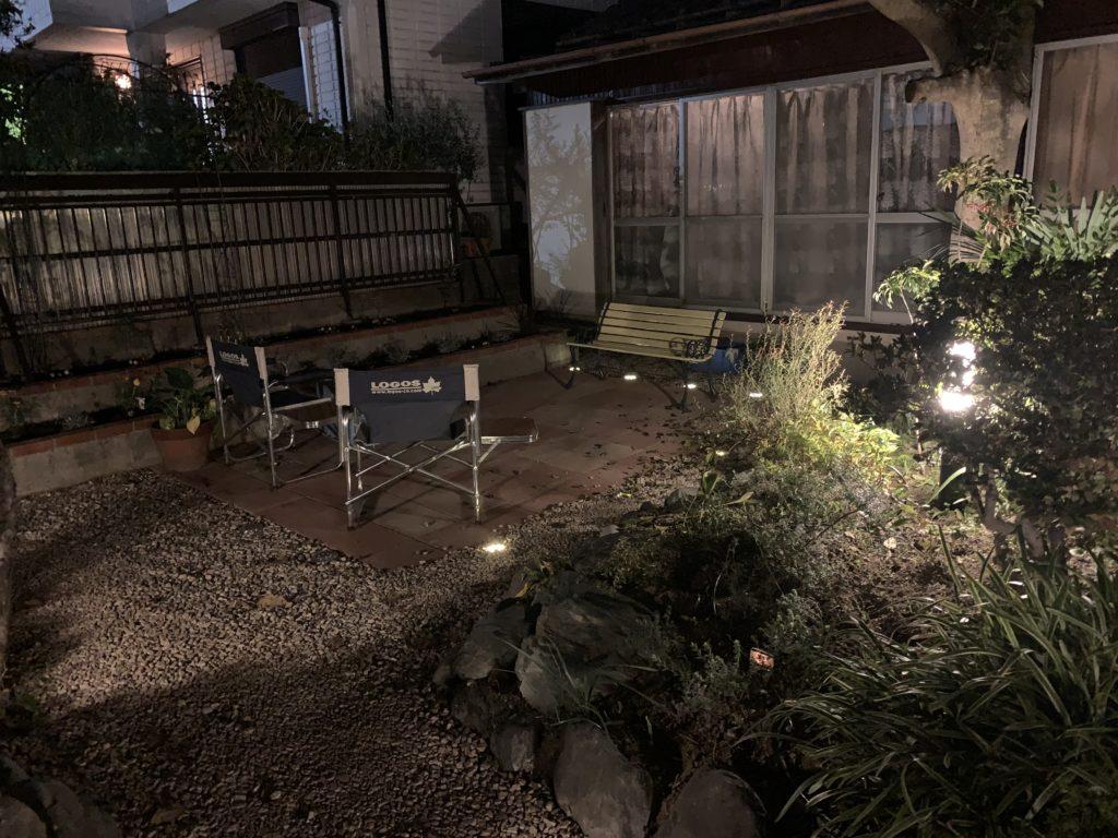 タクミテーブルが手掛けるお庭バーベキュー