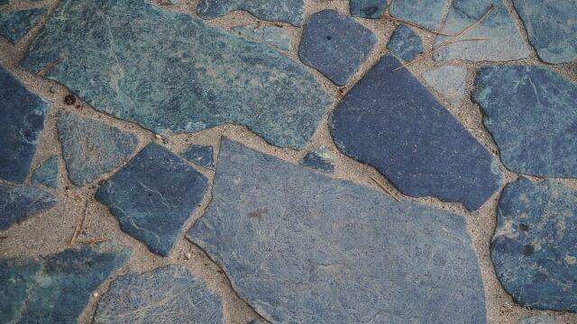 エクステリアの石材